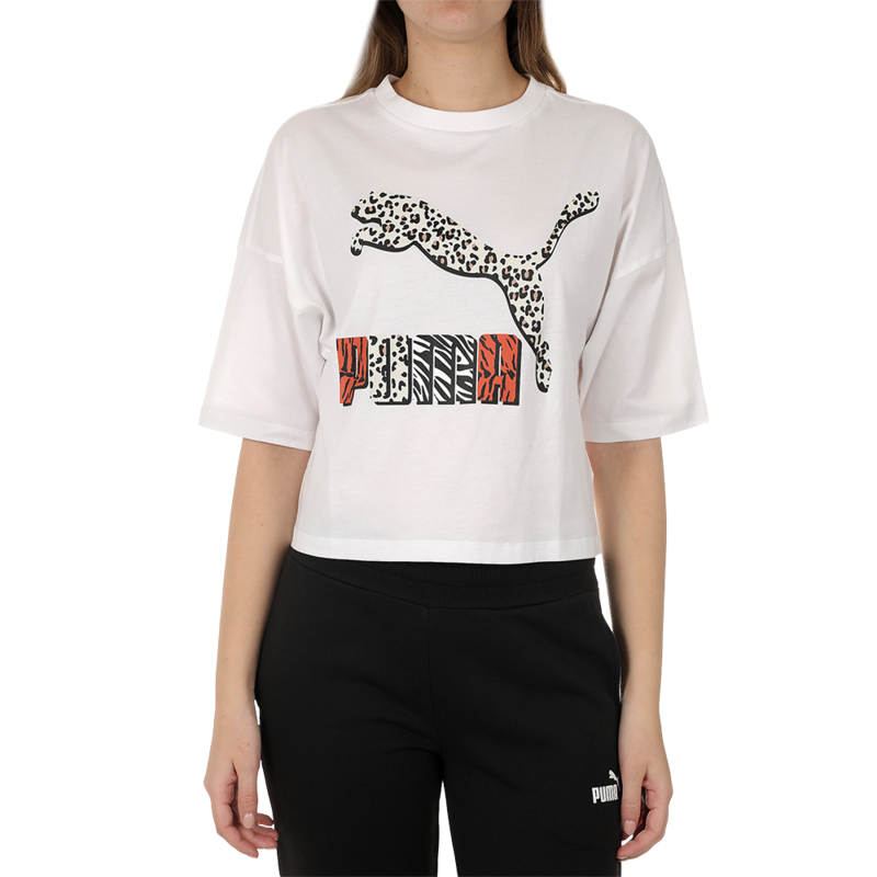 Ženska majica Puma Classics Loose Fit Tee