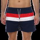 Muški šorc za kupanje Fila Filippo blocked swim short